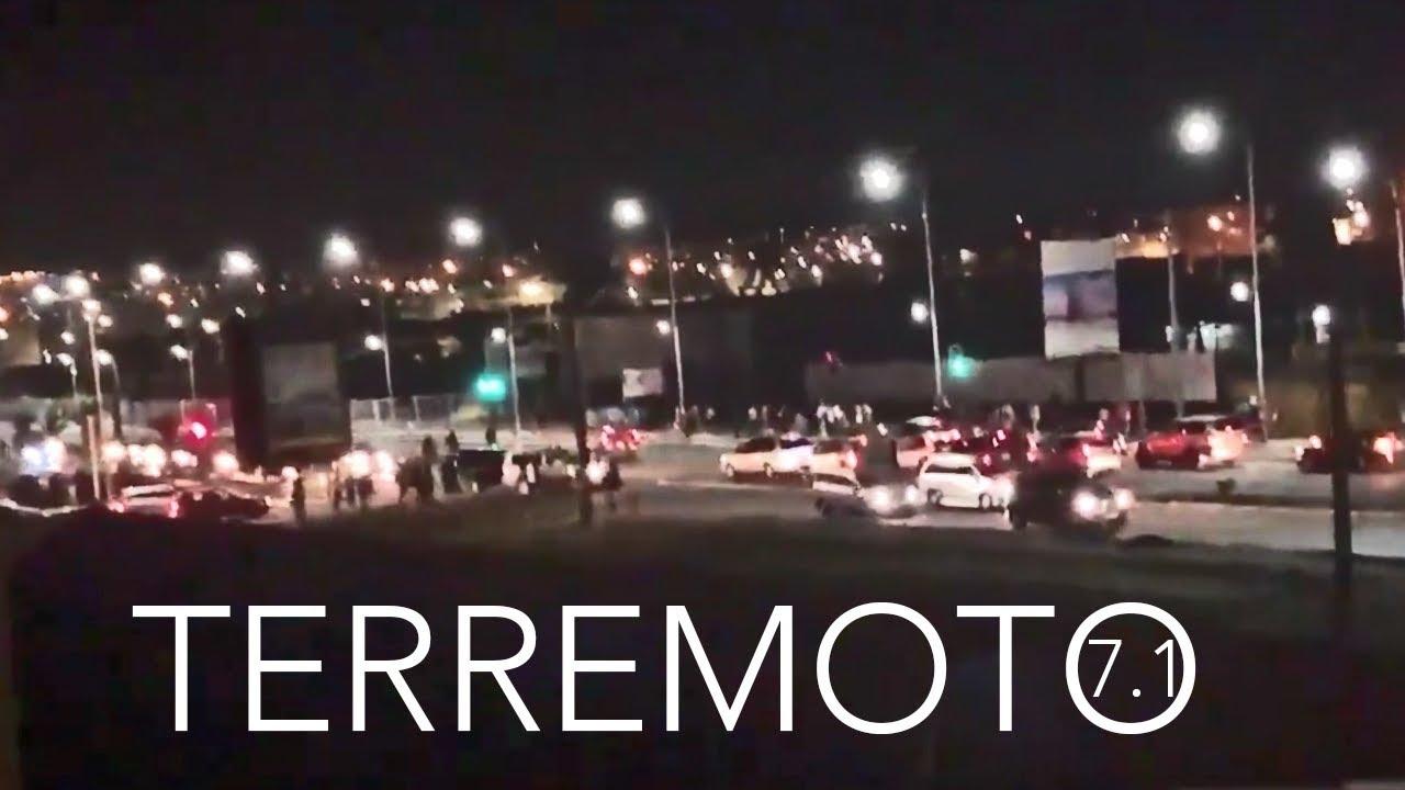 TERREMOTO EN PERÚ, BRASIL, BOLIVIA Y CHILE TRAS AVISTAMIENTO OVNI