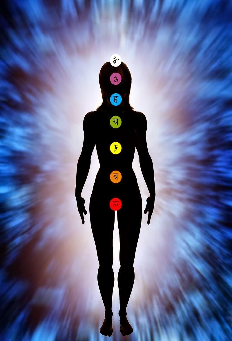 Todos absorbemos energía y transformamos la misma según los efectos de como vivimos.!!