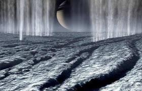 Un túnel del tiempo en la Antartida