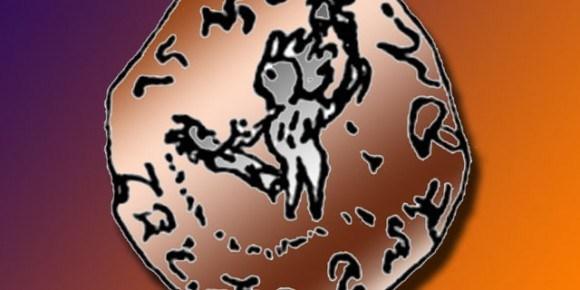 Una moneda de 300.000 años de Antigüedad