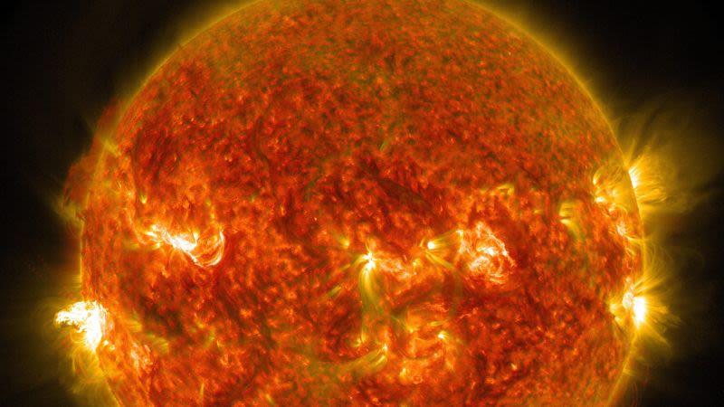 Hallan trazas de una masiva tormenta solar de protones que golpeó la Tierra hace más de 2.600 años