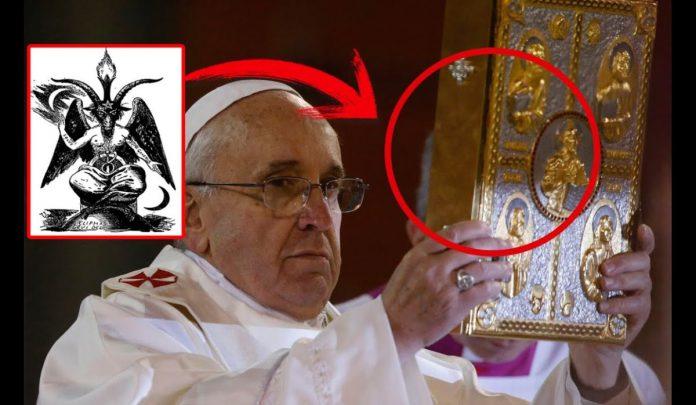 ¿Se realizan Misas Luciferinas en la Ciudad del Vaticano?