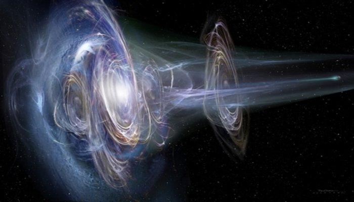 Los agujeros blancos: los denominados anti-agujeros negros