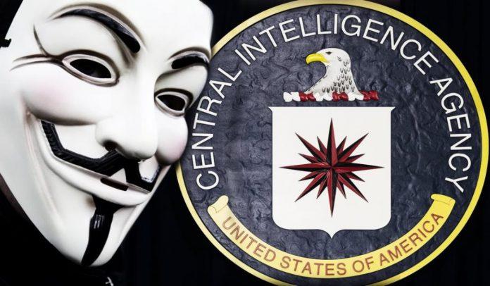 Anonymous podría ser una farsa de la élite ¿CIA involucrada?