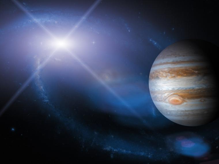 Este podría haber sido el misterioso origen del gigante Júpiter