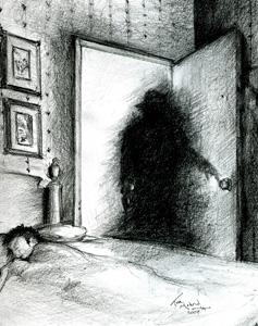 ¿Ha visto alguna vez a los seres de las sombras?