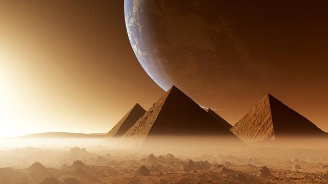 ¿Un Documento De La CIA Habla Sobre Una Forma De Vida Extraterrestre Descubierta En 1988 En Marte?
