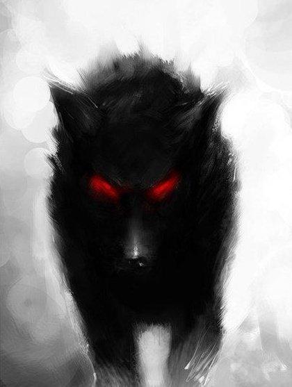 Los perros vampiro