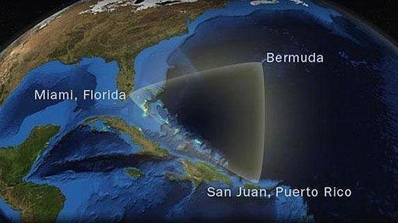 Científicos buscan demostrar que el misterio del Triángulo de las Bermudas se oculta en el espacio