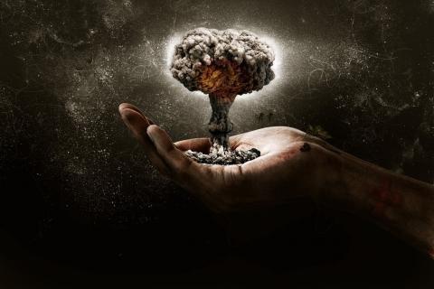 Existió una antigua guerra nuclear