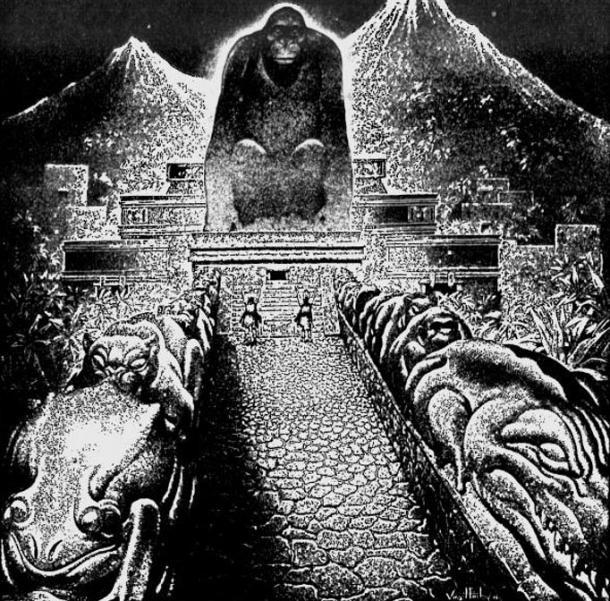 Arqueólogos encuentran ruinas intactas en su búsqueda de la ciudad perdida del Dios Mono