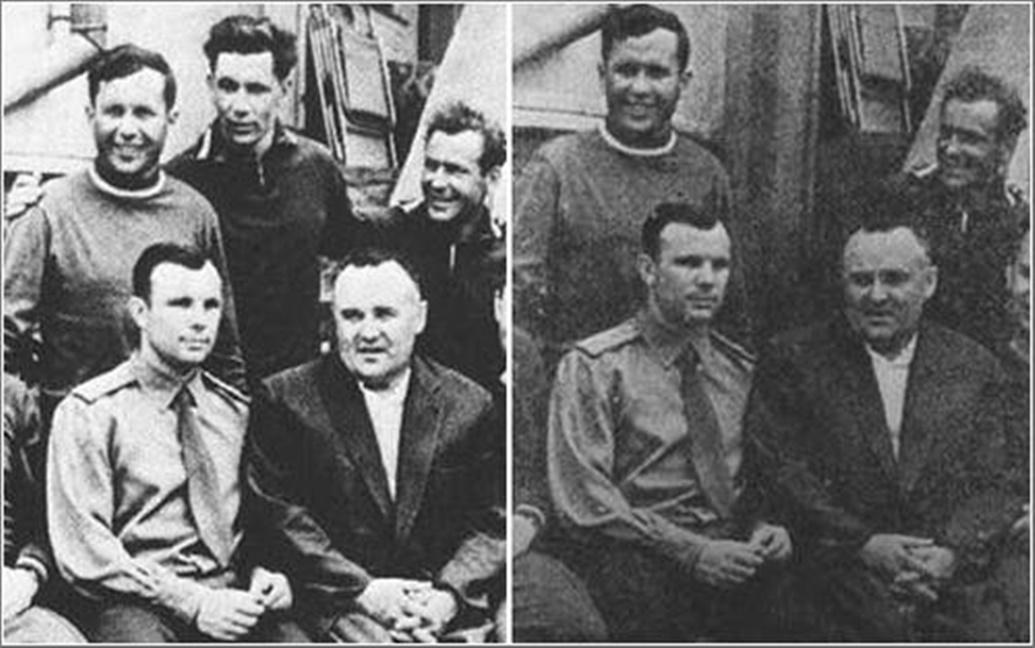 Astronautas Perdidos en el espacio. Historia Nunca contada.