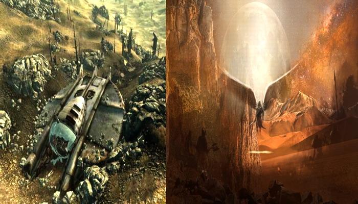 ¿Qué pasó en África? // ¿Fueron los ángeles caídos de la Biblia los astronautas alienígenas de Marte?
