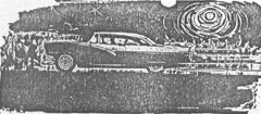 """El caso ovni de Ronnie Austin """"La persecución ovni a un automóvil por mas de una hora en Wayne City"""""""
