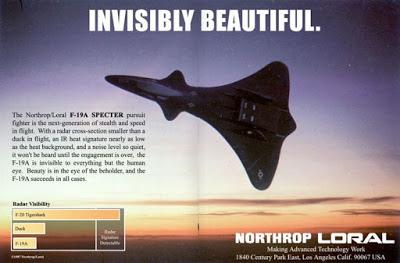 Aeronave secreta: Mirando hacia atrás al «Aurora»