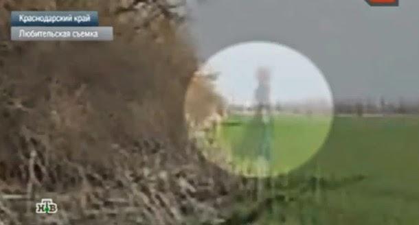 Captan en vídeo un misterioso fantasma de una niña en Rusia