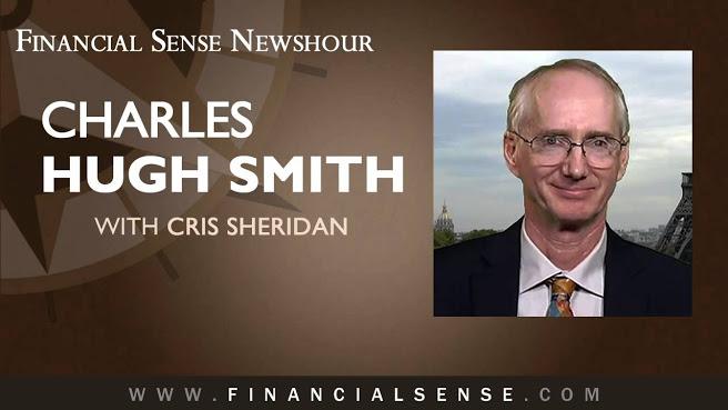 """Charles Hugh Smith: """"La reciente caída de las bolsas ha sido una maniobra orquestada"""""""