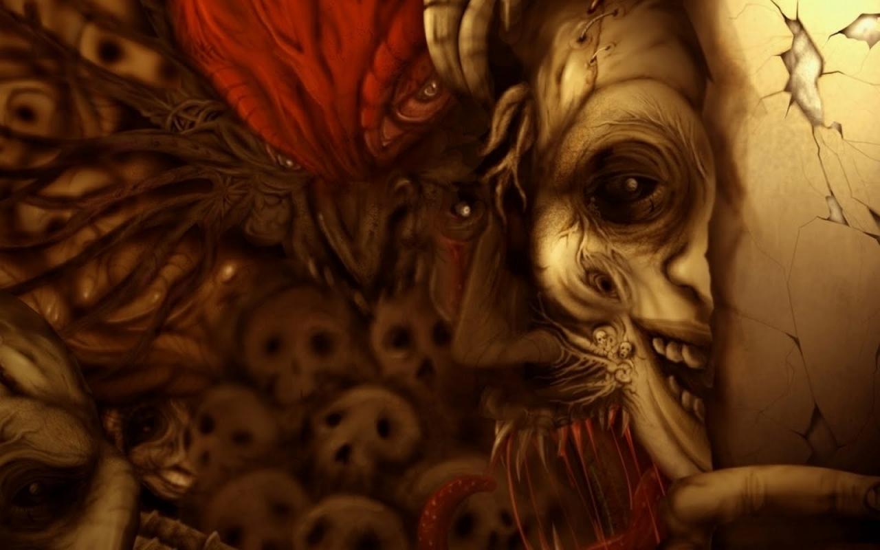 Demonios, el mal en todas sus formas