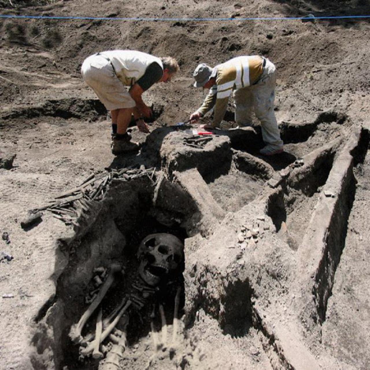 Desclasifican Documentos Sobre Esqueletos de Humanos Gigantes