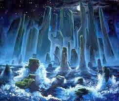 Descubren R'lyeh, la ciudad hundida de Cthulhu