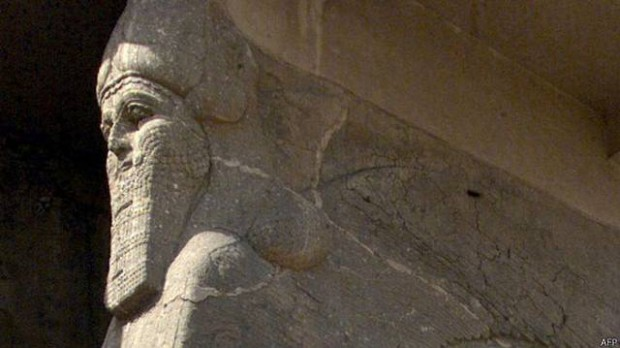 DESTRUCCIÓN DE EVIDENCIA ANUNNAKI: Cómo Estado Islámico arrasó Nimrud, capital del primer imperio mundial