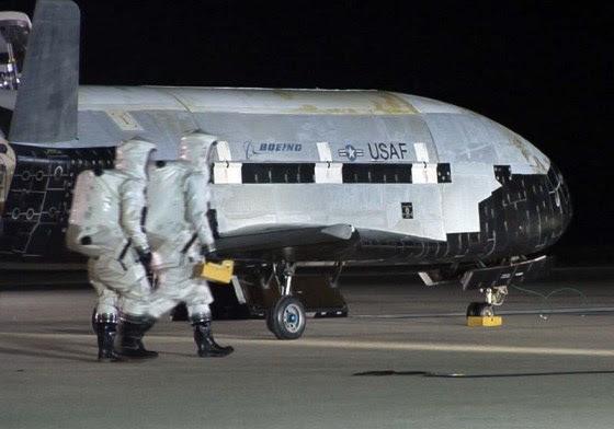 """El drone espacial secreto X-37B volverá a los cielos este mayo con un """"sistema de propulsión experimental"""""""