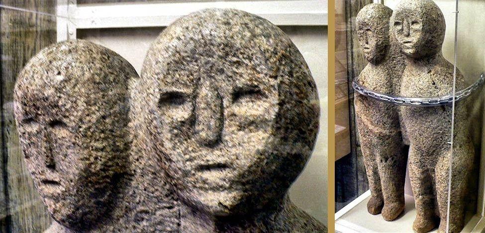 El misterio de la gente de ojos lunares De la Antigua Tradición Cherokee