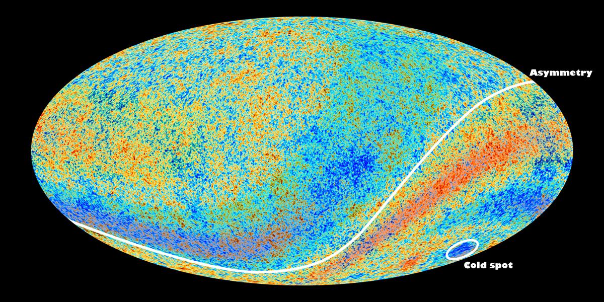 El Misterio del Espacio Vacio: Encuentran en el Espacio un Vacío Gigantesco donde 'Faltan' Alrededor de 10.000 Galaxias