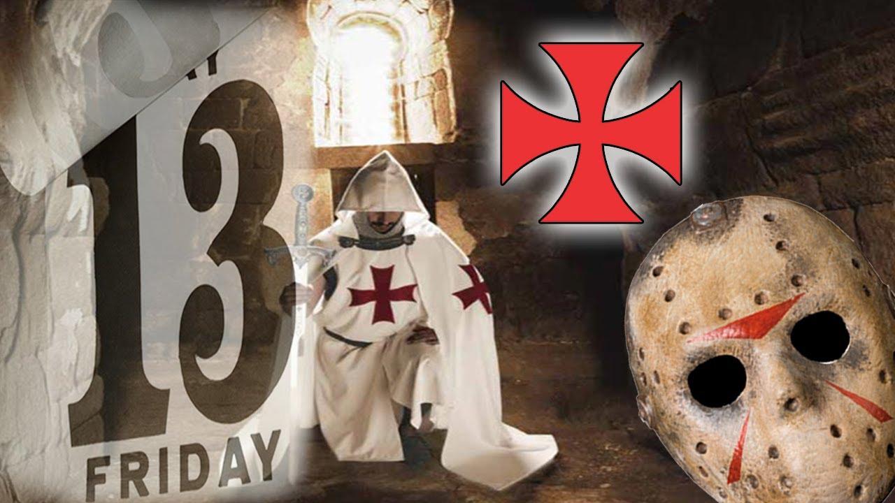 El origen del temor a los viernes 13: La maldición de los templarios