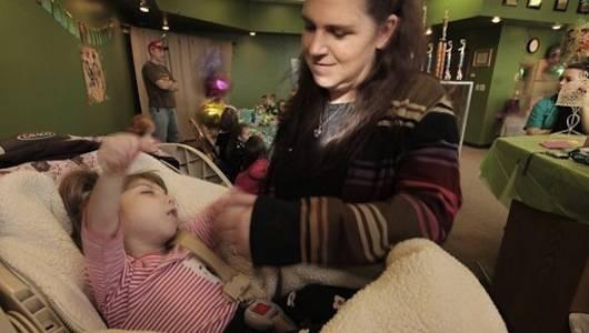 El secreto de la eterna juventud en el ADN de una niña de 8 años, Gabby Williams