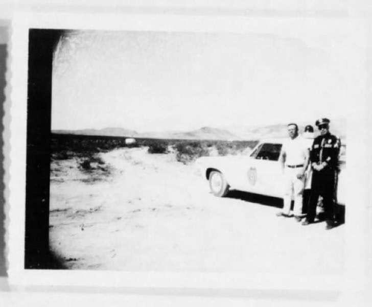 En el año 1964, esta enigmática imagen fue declarada #TOPSECRET por la #CIA. La razón es ¡Escalofriante!…