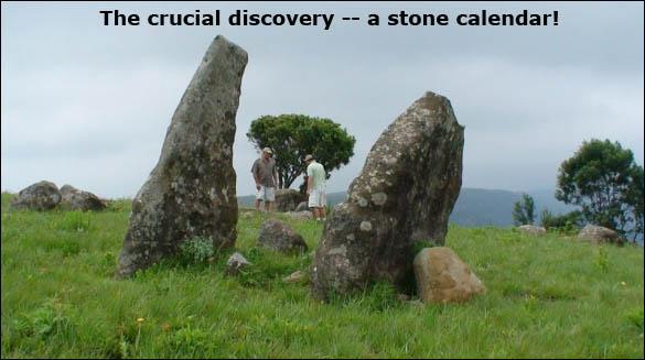 Hallan una ciudad de 200.000 años en Sudafrica