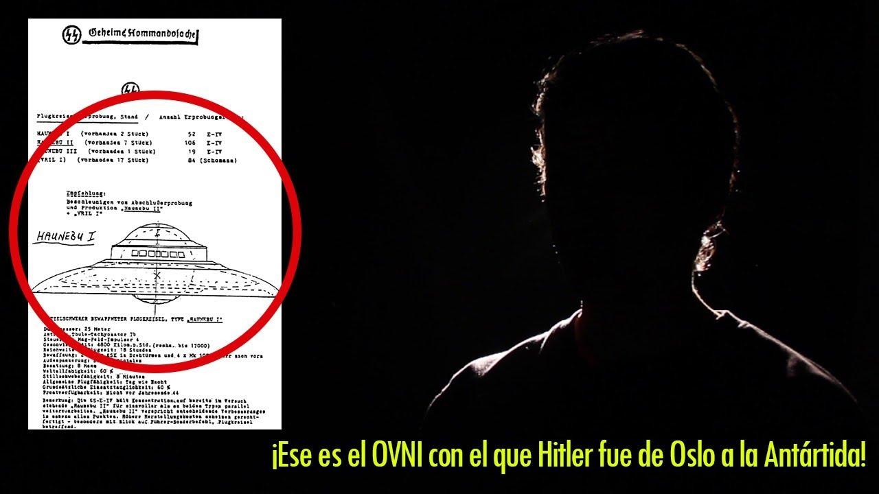 La Entrevista Que Podría Cambiar La Historia De Los Ovnis De Hitler