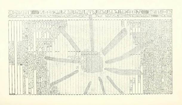 La piedra Shabaka la antigua reliquia que habla de Phat y la creacion del universo