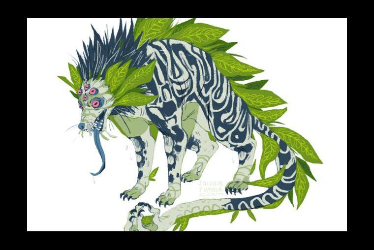 Las 10 criaturas místicas y fantasmales que se cree hay en México
