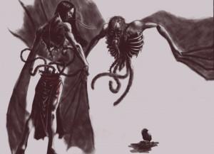 Manananggal, la terrorífica vampira de Filipinas