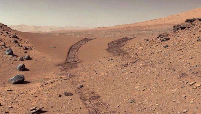 NASA acabo con evidencias de vida en Marte hace mas de 3 décadas