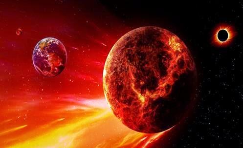 NASA podria estar ocultando un planeta escondido tras el sol