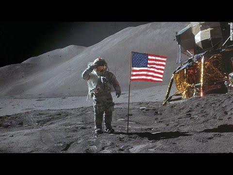 Ovni Durante La Misión Apolo 15 a la Luna en 1971