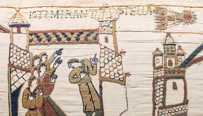 ¿Evidencias de la existencia del Planeta Nueve en el Tapiz de Bayeux?