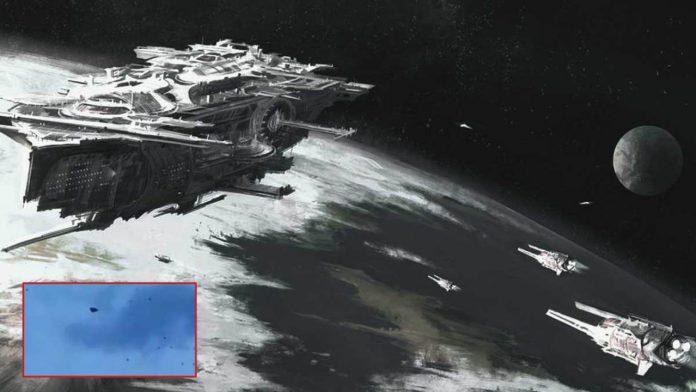 Avistamiento extraterrestre ¿nave nodriza alienígena en Países Bajos?