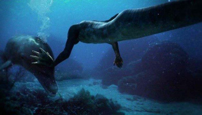 ¿Existe una criatura desconocida en la Antártida?