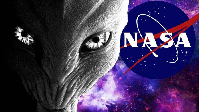 """¿Un encubrimiento de la NASA? Los astronautas """"dejaron de revelar la VERDAD sobre los alienígenas por culpa de la agencia""""."""