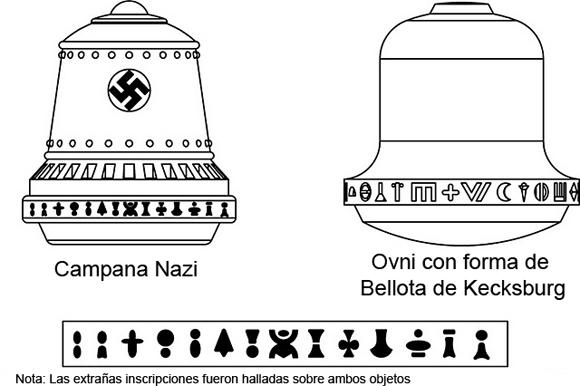 ¿Die Glocke la » campana del tiempo nazi»