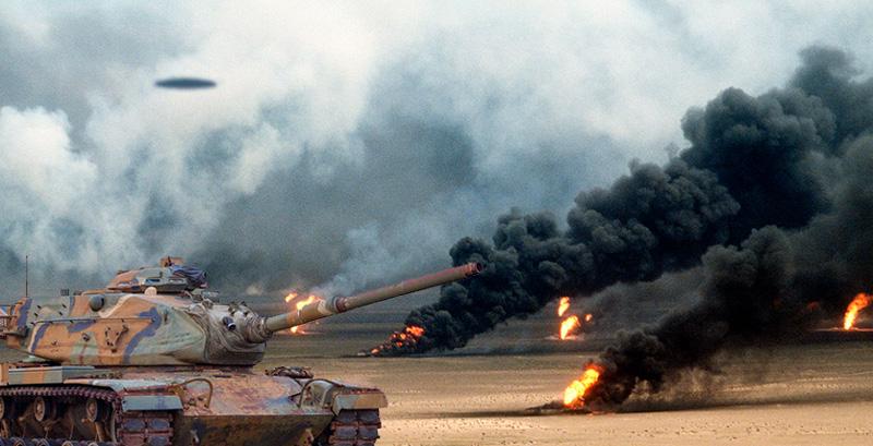 ¿EE.UU. invadió Irak para acceder a tecnología extraterrestre?