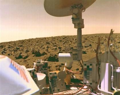 ¿Encontraron las sondas Viking vida en Marte hace 40 años?