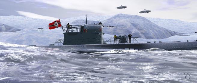 """""""LA BASE 211"""", La Ciudad Secreta de los Nazis en la Antártida"""