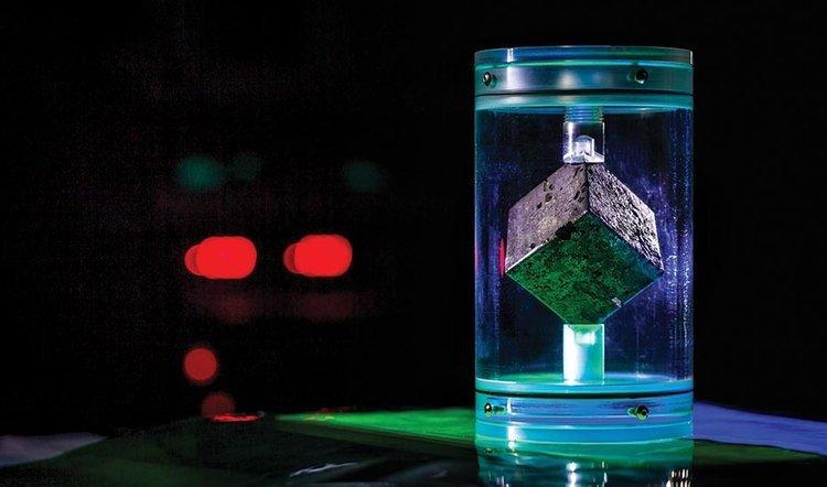"""""""Uranio perdido de Hitler"""": la búsqueda de los cubos de uranio nazis de la Segunda Guerra Mundial"""