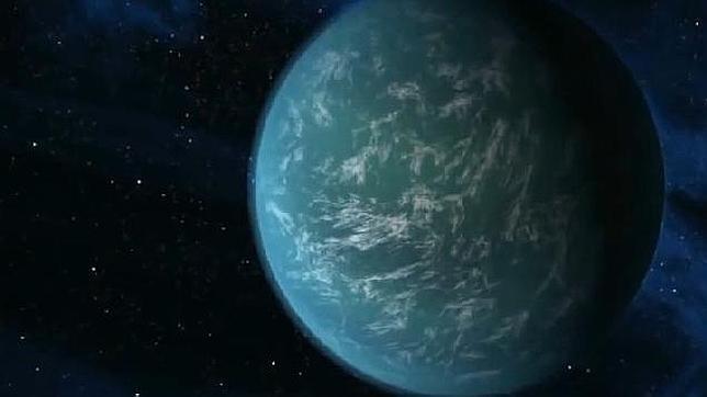 ADN basado en éter podría sustentar vida en planetas con hidrocarburos