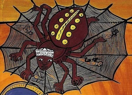 Anansi: el Diablo salvador de África occidental